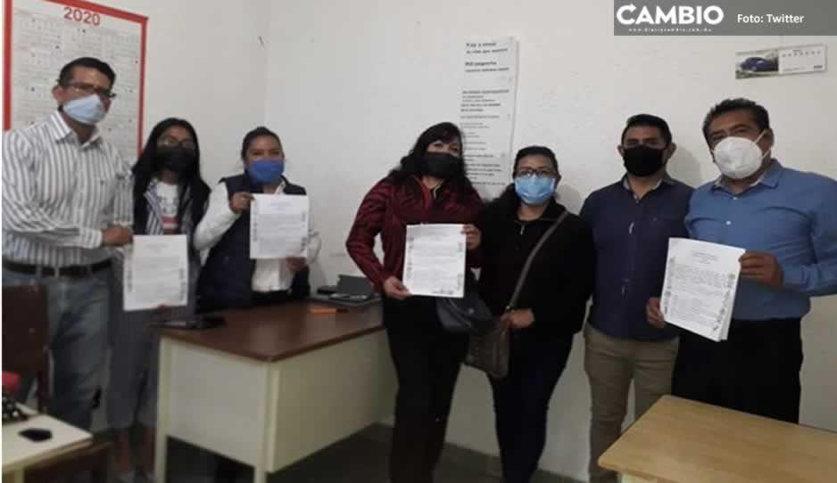Cabildazo en Lara Grajales: destituyen a secretario del Ayuntamiento