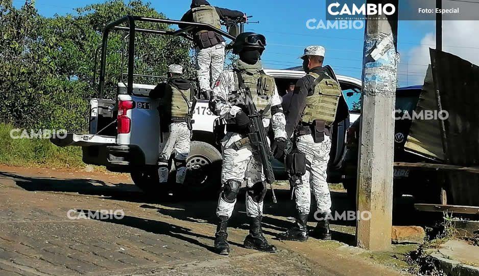 Detienen a 6 en operativo para recuperar instalaciones de la subestación Zacamila, en Huauchinango
