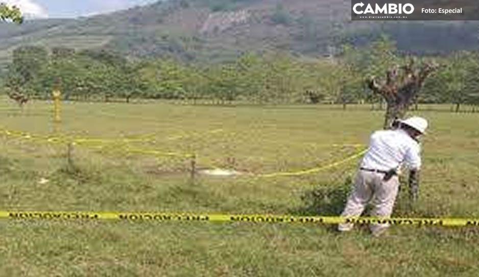 Cancelan toma clandestina tras fuga de gasolina en Xicotepec