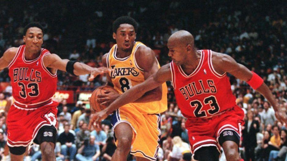 Kobe Bryant fue mejor que Michael Jordan: revela Scottie Pippen (VIDEO)