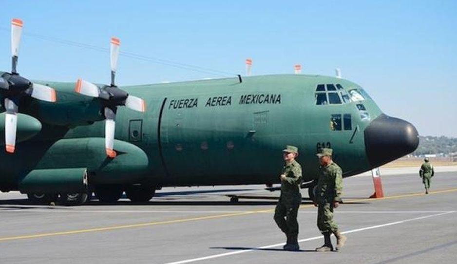 Fuerza Aérea irá por mexicanos varados en Argentina por Covid-19: AMLO