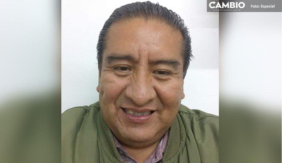Muere otro médico poblano por COVID, el doctor Lázaro García laboraba en el CESSA de Tehuacán