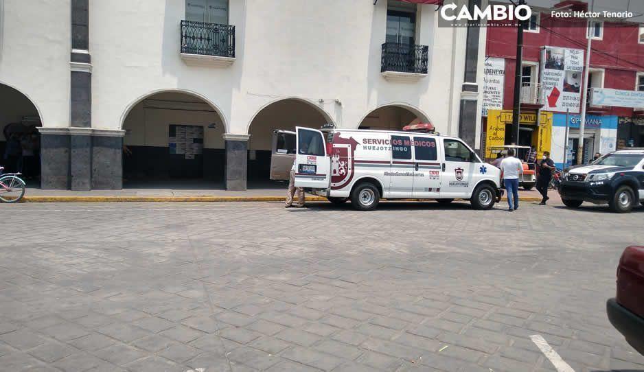 Negligencia genera alarma en Cereso de Huejotzingo; interno se intoxica por inyección de un antibiótico