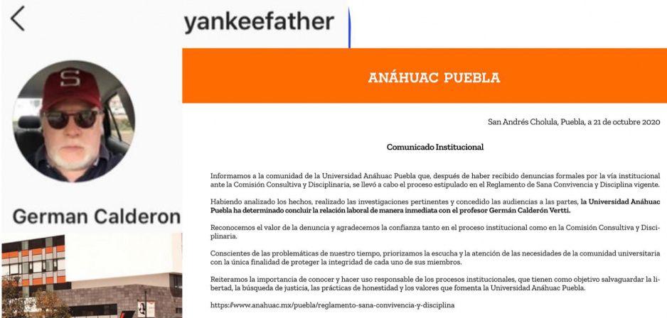 Anahuac despide a profe depravado que pedia fotitos a las alumnas