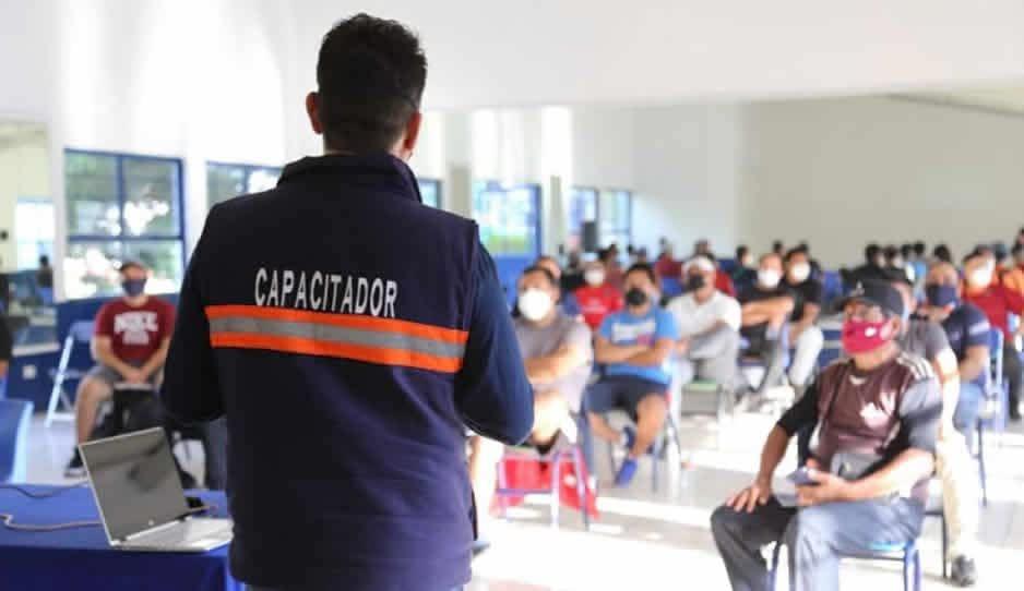 Gobierno de Atlixco capacita a clubes y escuelas deportivas en la nueva normalidad