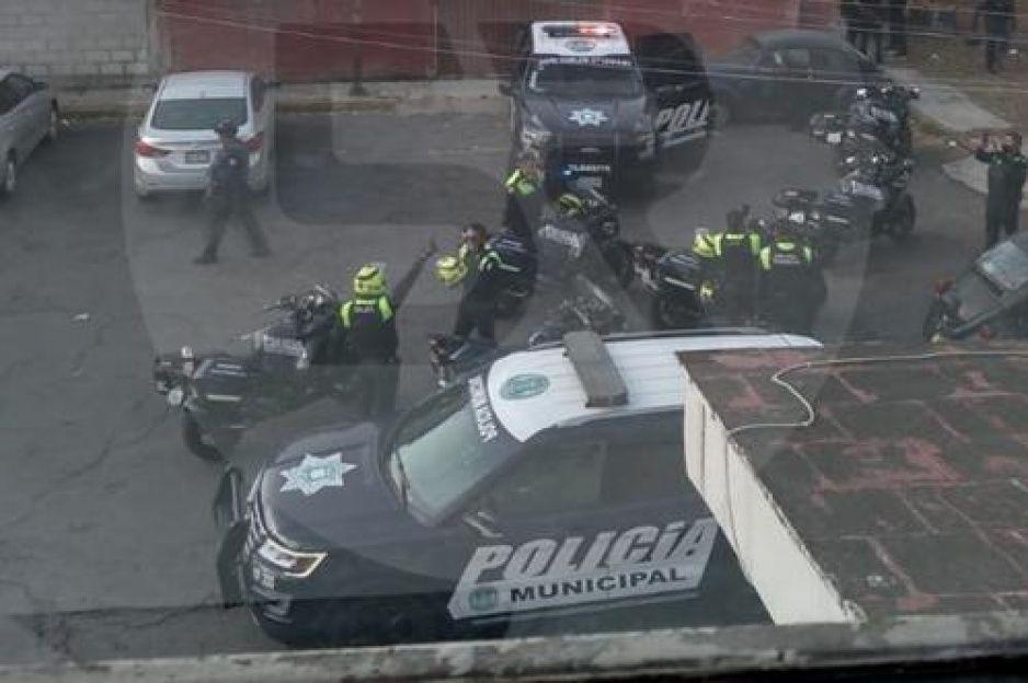 Movilización policíaca en La Ciénaga, vecinos reportan balacera (FOTOS)