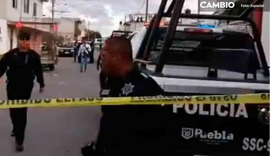 Asesinan a hombre con 6 balazos en colonia Playas del Sur