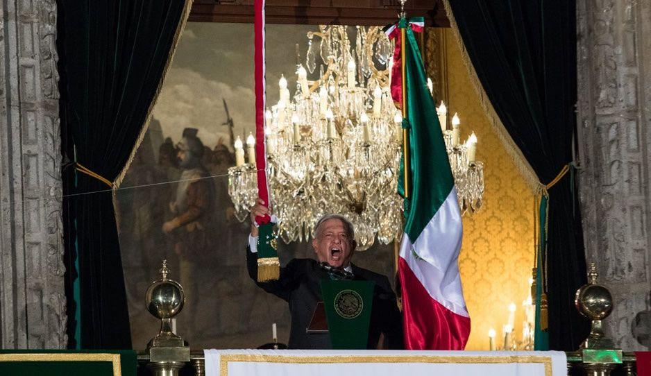 ¡AMLO a lo Miguel Hidalgo! propone Grito Covid con 500 mexicanos y antorchas