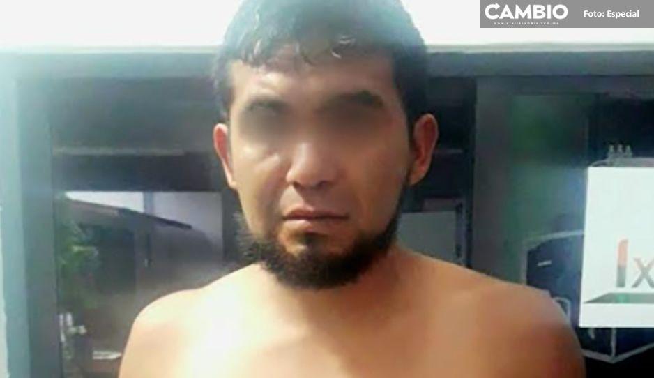 Sujeto de Texmelucan casi es linchado en Tlaxcala