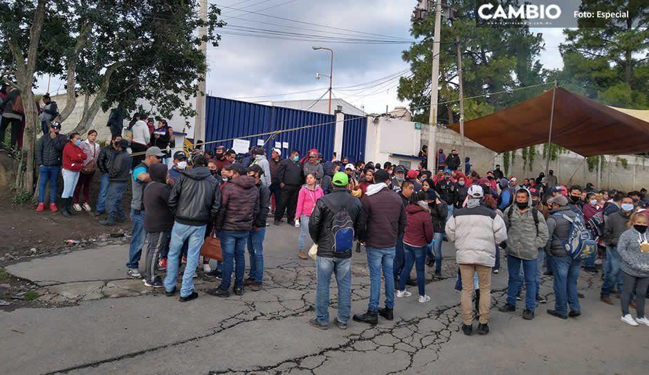 Termina el paro laboral en Maritex; el 15 de julio pagarán el adeudo a trabajadores