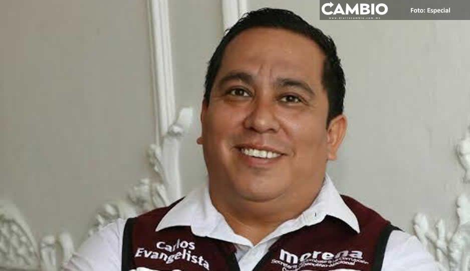 Contagiadero en Morena: Carlos Evangelista anuncia que dio positivo a COVID