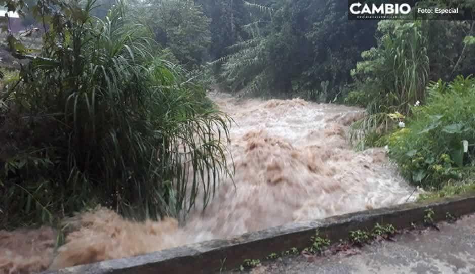 Barbosa ordena a Infraestructura reparar 5 puentes afectados por las lluvias en Puebla