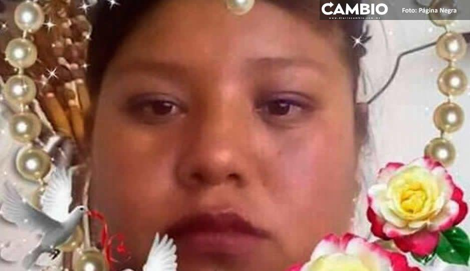 Feminicidio 80: Estefanía muere a golpes  en Huaquechula; sospechan de su esposo