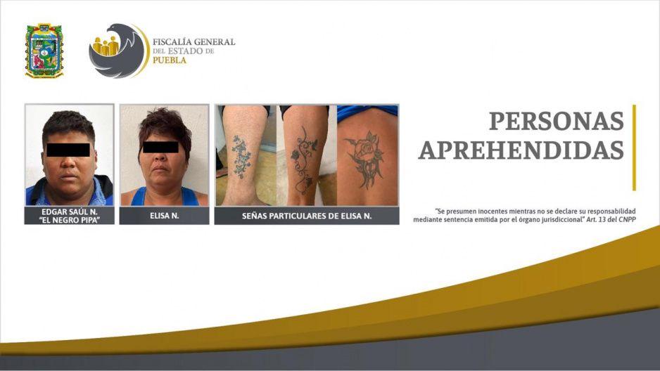 Fiscalías de Puebla y Guerrero detienen lugarteniente del Cártel Independiente de Acapulco en Cuautlancingo