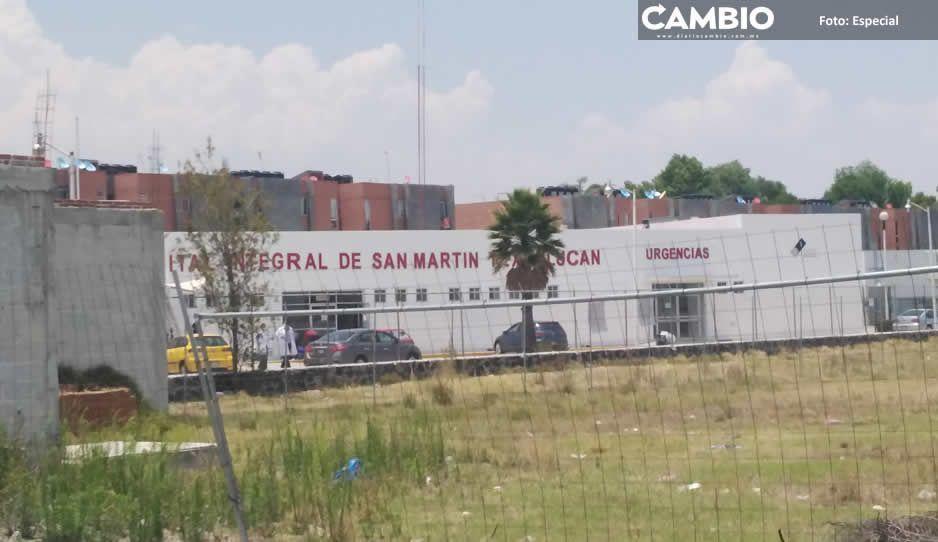 Hospital integral de Texmelucan se queda sin enfermeras