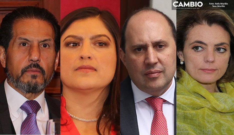 Buap, Claudia, Manzanilla, Migoya y la banda de los conejos, todos ellos participaron en la jornada de infamia en mi contra: Barbosa