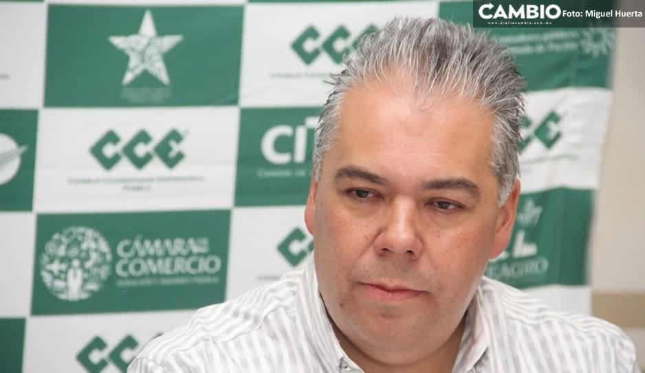 Minimiza Ignacio Alarcón que Barbosa no los haya invitado a reunión con empresarios