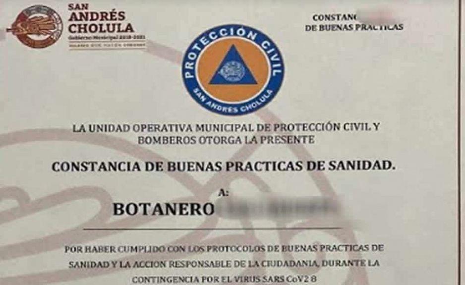 Justifica Protección Civil de San Andrés apertura de botaneros