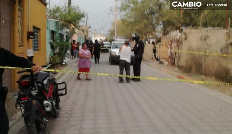"""Asesinan a """"El Chita"""" en el interior de su casa en Tepeojuma"""