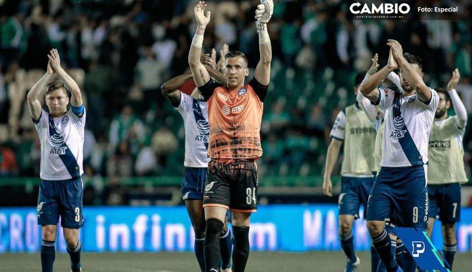 ¡Adiós Semifinal! Club Puebla pierde ante León (VIDEO)