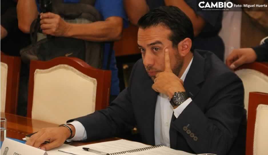 Consulta de Genoveva fomentará la participación de militantes: Oswaldo Jiménez