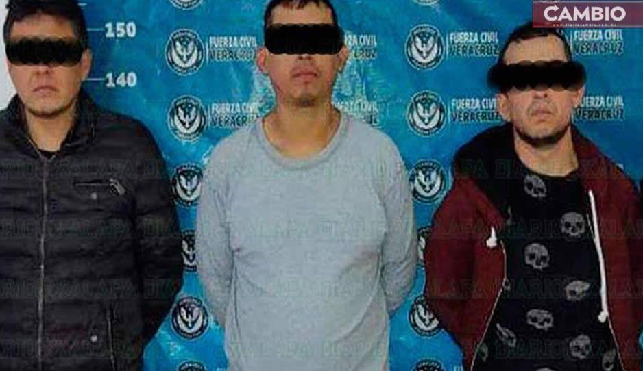 Cae narcomenudista poblano en Veracruz; se hizo pasar como director de la Policía de Caxhuacan
