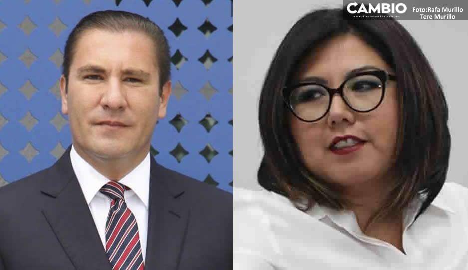 Evade Genoveva declarar sobre aumento de huachicol con Moreno Valle y Cienfuegos