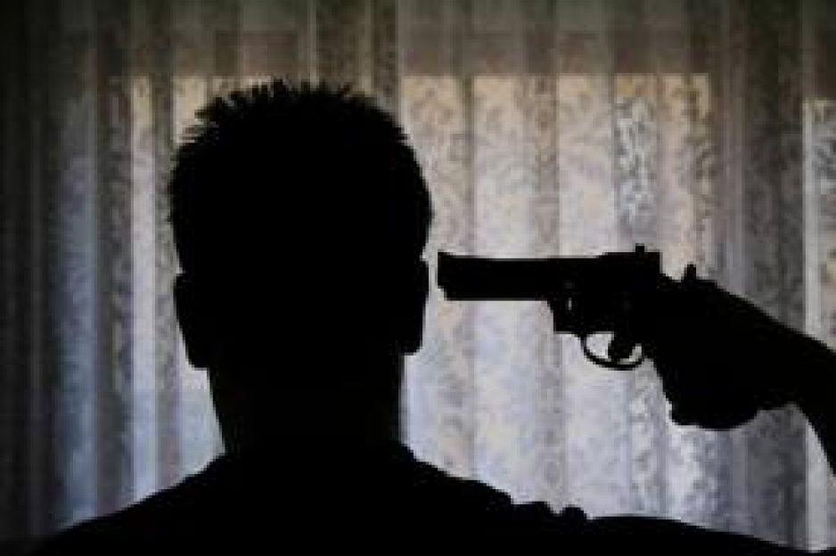 Policía de Huehuetlan se suicida de un tiro en la cabeza