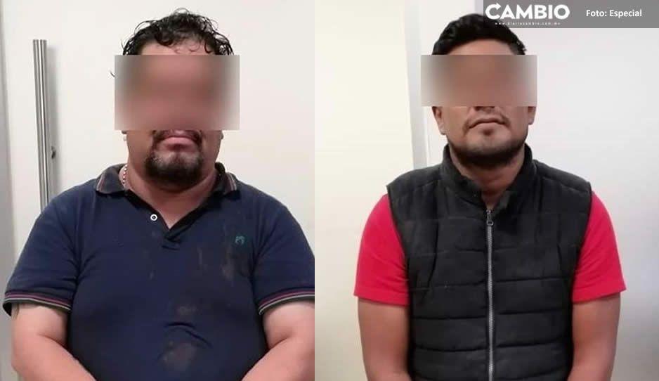 Capturan a dos narcomenudistas en la colonia La Paz con 100 dosis de cocaína