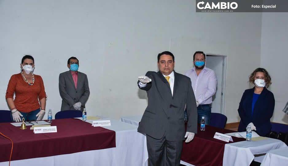 Inseguridad rebasa a comisario de  Seguridad Pública de Texmelucan