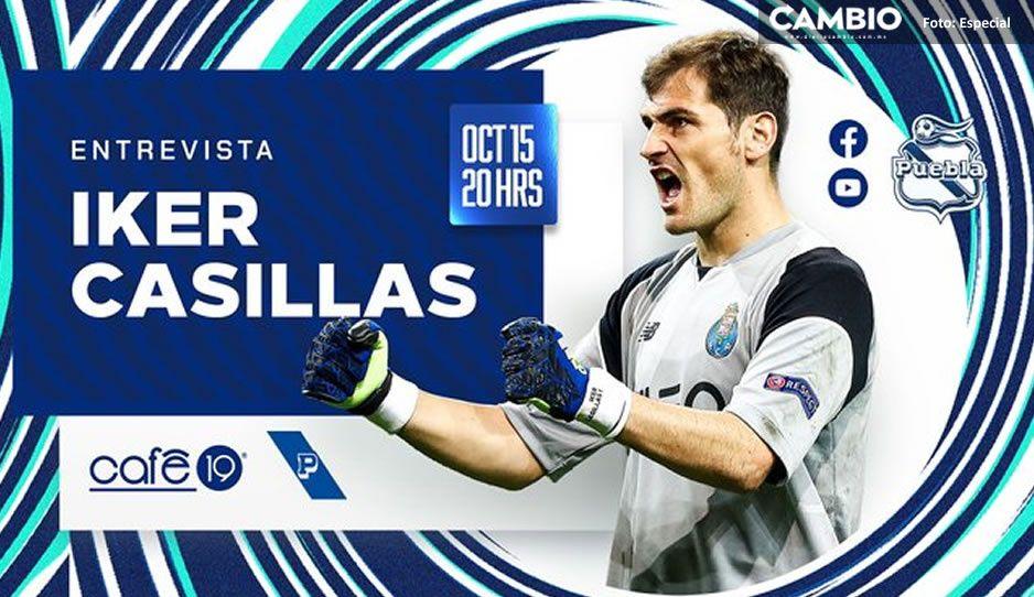 ¡No te lo pierdas! La Franja se rifa con entrevista a Iker Casillas hoy a las 20:00 horas