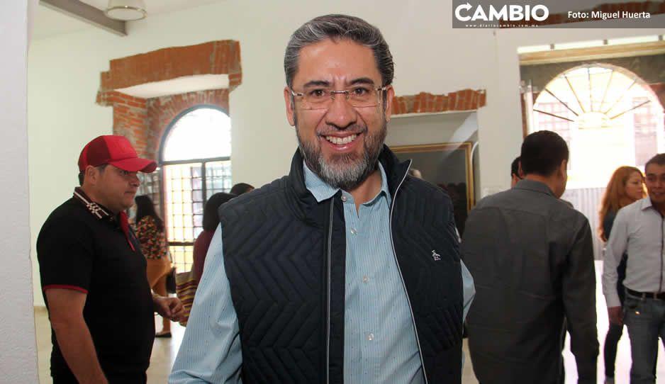 Rodolfo Huerta no ha recibido documento que lo acredite como diputado suplente de JJ (VIDEO)