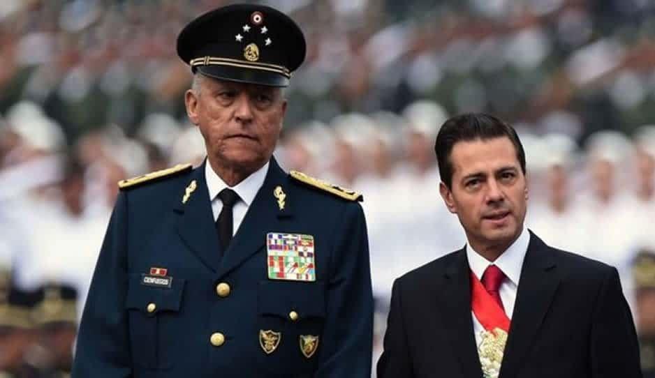 Cienfuegos protegió a los Beltrán Leyva y su detención angustia a EPN: Anabel Hernández