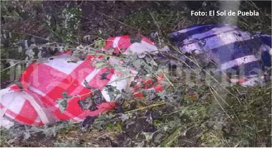 Terror en Tlacotepec: hallan a dos encobijados y torturados putrefactos