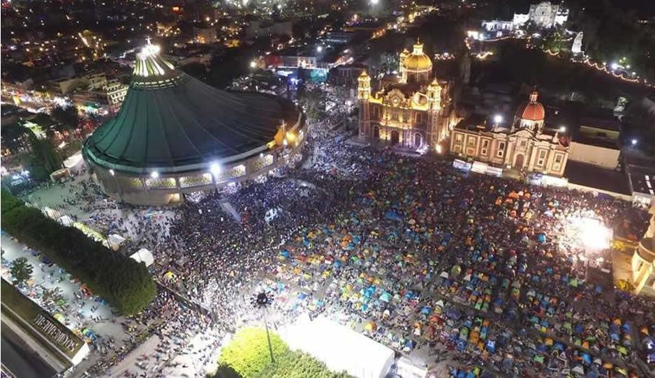 Siempre no Covifieles: CDMX cierra Basílica de Guadalupe del 10 al 13 de diciembre