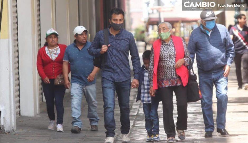 Proyecta Federación 600 contagios diarios cuando IP reabra la economía en Puebla