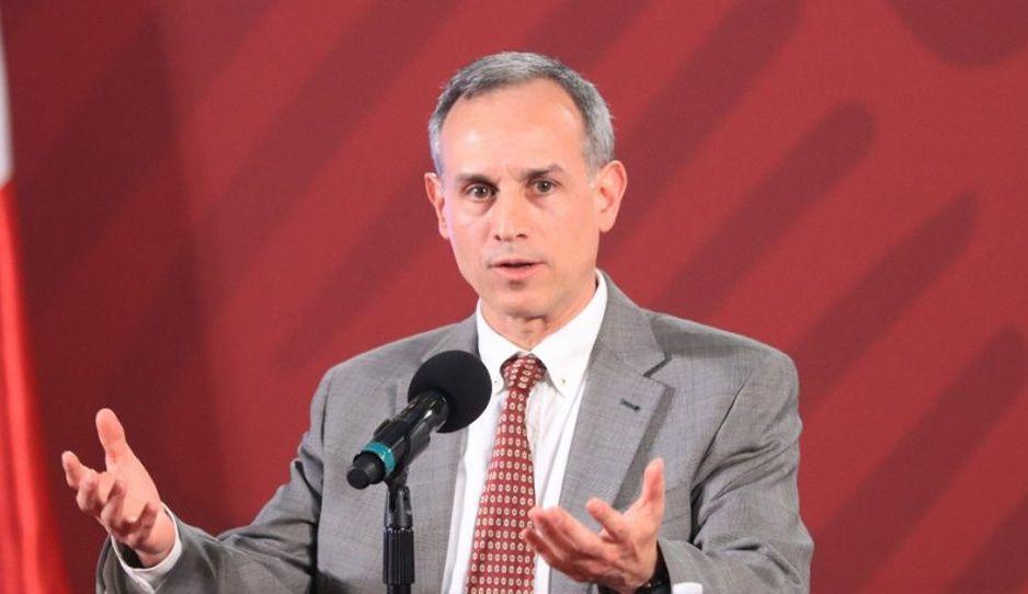 La extensión de la cuarentena está siendo un éxito: Hugo López-Gatell