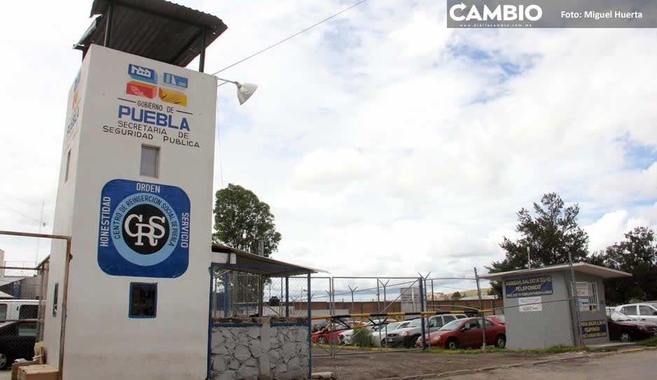 Con 52 casos, Puebla es segundo lugar en reos contagiados, Jalisco reporta 99