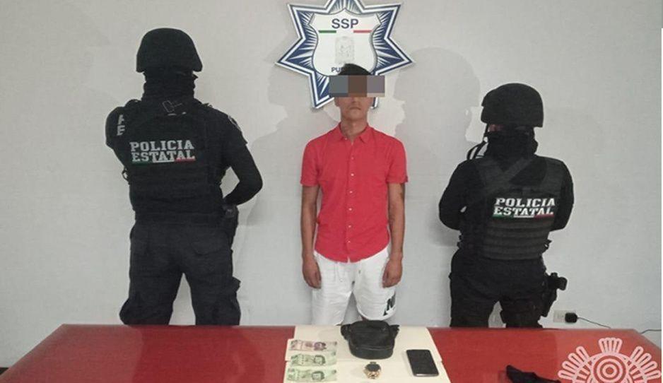 Cae El Ray, narcomenudista de La Patrona