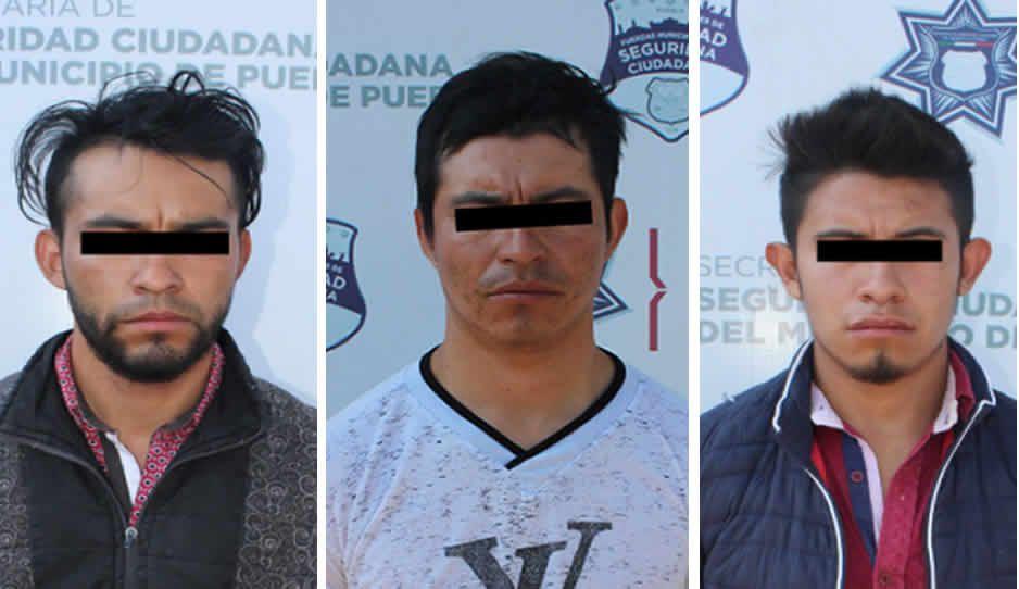 Atrapan a Jovanni y su pandilla: ex novio organiza secuestro en Fuentes La Pedrera
