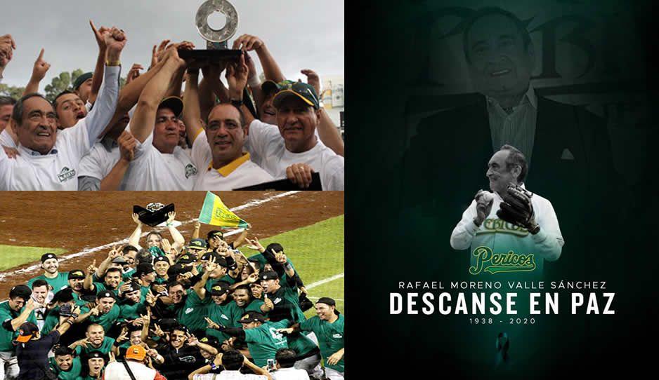 Pericos agradece a Moreno Valle Sánchez campeonatos de 2010 y 2014