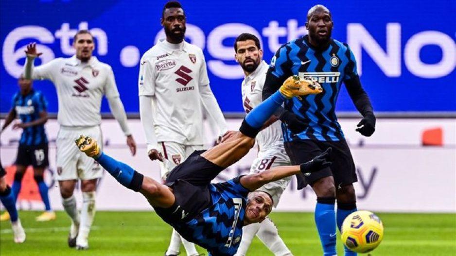 ¡Partidazo! Inter brilla con espectacular remontada ante el Torino (VIDEO)