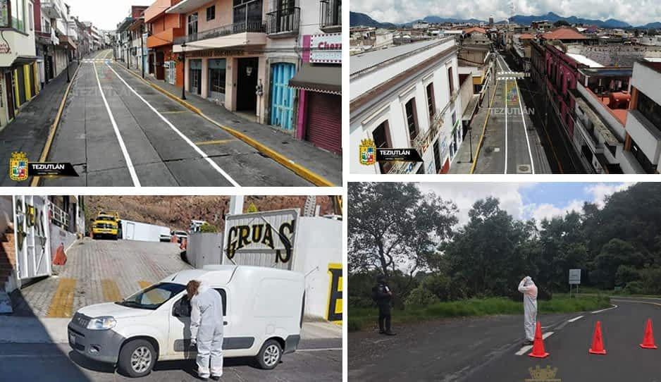 Vuelve la ciudad fantasma: nuevo cierre general en Teziutlán por pandemia