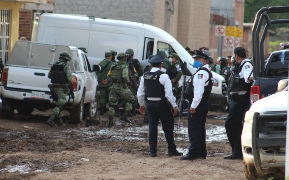 Anexo atacado de Irapuato, era un presunto escondite de sicarios
