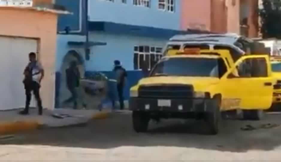 Fiscalía catea domicilio de la Cleotilde Torres lleno de autopartes robadas