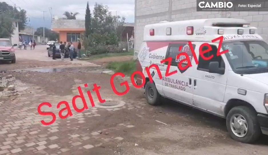Muere abuelito en el olvido: hijos desalmados lo abandonan en Chachapa (VIDEO)