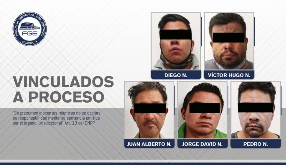 Envían a prisión a secuestradores que mutilaron y mataron a tortillero de Nealtican