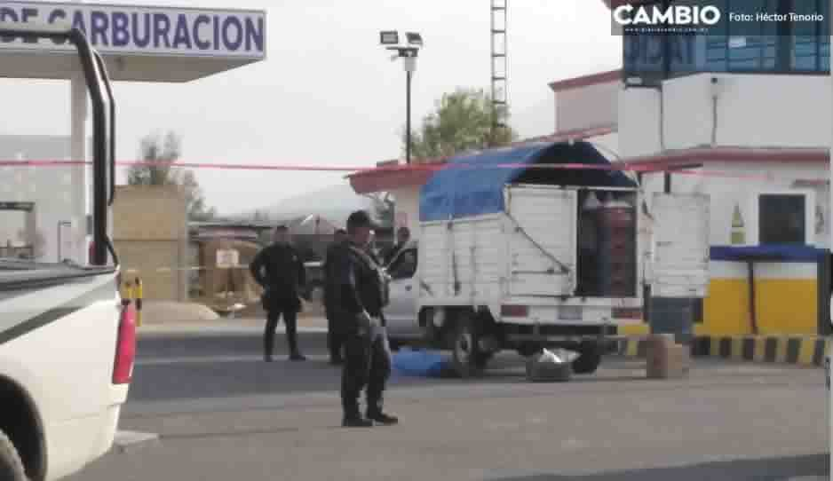 Asesinan a balazos a hombre durante robo a gasera en San Salvador El Verde
