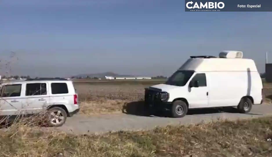 Terror en Santa Clara Ocoyucan: acribillan a hombre de 11 balazos