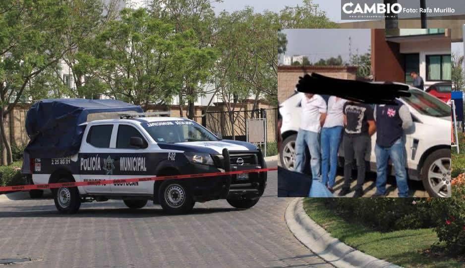 Cae el líder del Cártel de Sinaloa en Puebla; fue capturado en Angelópolis (FOTOS y VIDEOS)